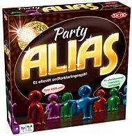 Spill Alias Party Ny