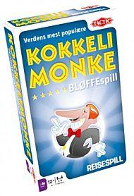 Spill Kokkelimonke Reisespill