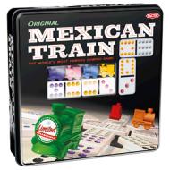 Spill Mexican Train Tin Box