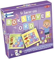 Spill Bokstaver og Ord