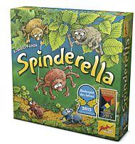 Spill Spinderella