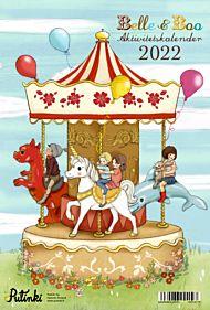 Kalender 2022 Belle O Boo 23X34cm