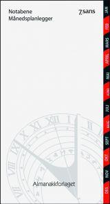 Lommekalender 2021 7.sans Notabene mnd.planlegger