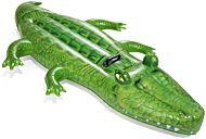 Flyteleke Bestway Krokodille Ride-on (203cmx117cm)