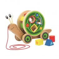 Leke Hape Walk-A-Long Snail