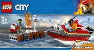 Lego Havnebrann 60213