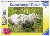 Puslespill 300 Hester I Engen Ravensburger