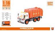 Wenyi Søppelbil M/Lyd Og Lys (32Cm)