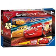 Puslespill 35 Disney Cars 3 Ravensburger