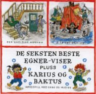 DE SEKSTEN BESTE   K&B, CD