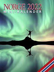 Kalender 2022 Mini Norge Nord/Vest