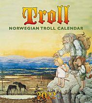 Kalender 2022 Troll Lidberg