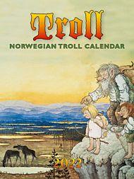 Kalender 2022 Troll Lidberg Mini