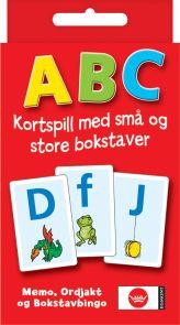 Kortspill A B C