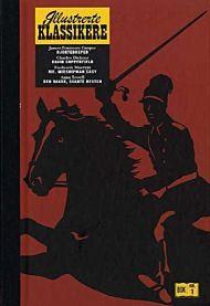 Hjortedreper ; David Copperfield ; Mr. Midshipman Easy ; Den vakre svarte hesten
