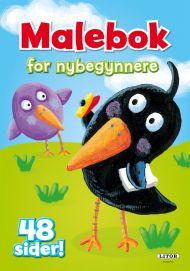 Malebok For Nybegynnere