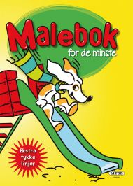 Malebok For De Aller Minste