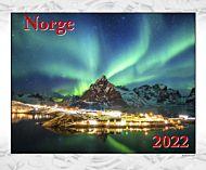 Kalender 2022 Norge