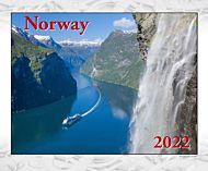 Kalender 2022 Norway