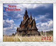 Kalender 2022 Stavkirke