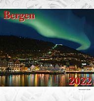Postkortkalender 2022 Bergen
