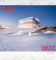 Postkortkalender 2022 Oslo