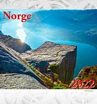 Postkortkalender 2022 Norge