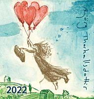 Kalender 2022 Björg Thorhallsddottir Stor