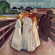 Kalender 2021 30x30cm E. Munch