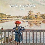 Kalender 2021 18x18cm Carl Larsson