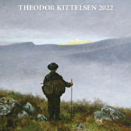 Kalender 2022 T. Kittelsen 30X30cm