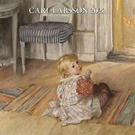 Kalender 2022 Carl Larsson 18X18cm