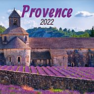 Kalender 2022 Provence 18X18cm