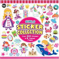Sticker collection Girls Tinka