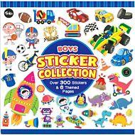 Sticker collection Boys Tinka