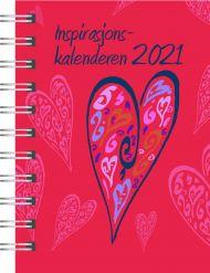 Dagbok 2021 Inspirasjonskalenderen Dag A5