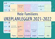 Kalender Ukeplanlegger 2021/2022
