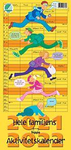 Kalender Aktivitetsplanlegger 2021/2022