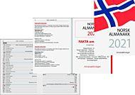 Almanakk 2021 7.sans Norsk Almanakk Uke. A6