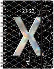 7.sans Kalender 21/22 Dagplan Xtreme A6