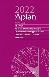 Aplan Kalender 2022 Mini Uke årssett