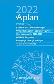 Aplan Kalender 2022 Pocket Dag årssett