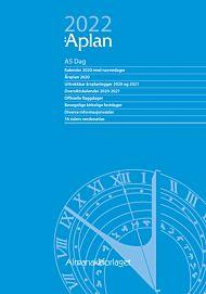 Aplan Kalender 2022 A5 Dag årssett