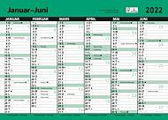 7.Sans Kontorkalender 2022 enkel A4 med linjer