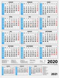 7.Sans Årskalender 2020 2020