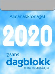 7.Sans Dagblokk Liten 2020