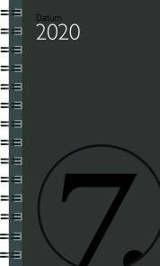 7.Sans Datum Refill Grå 2020
