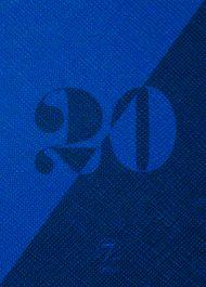 7.Sans Tellus Innbundet Blå 2020