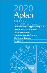 Aplan Pocket Dag Årssett 2020
