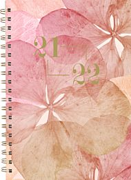 Kalender Student 21/22 Grieg A6 Trend Uke Blomster